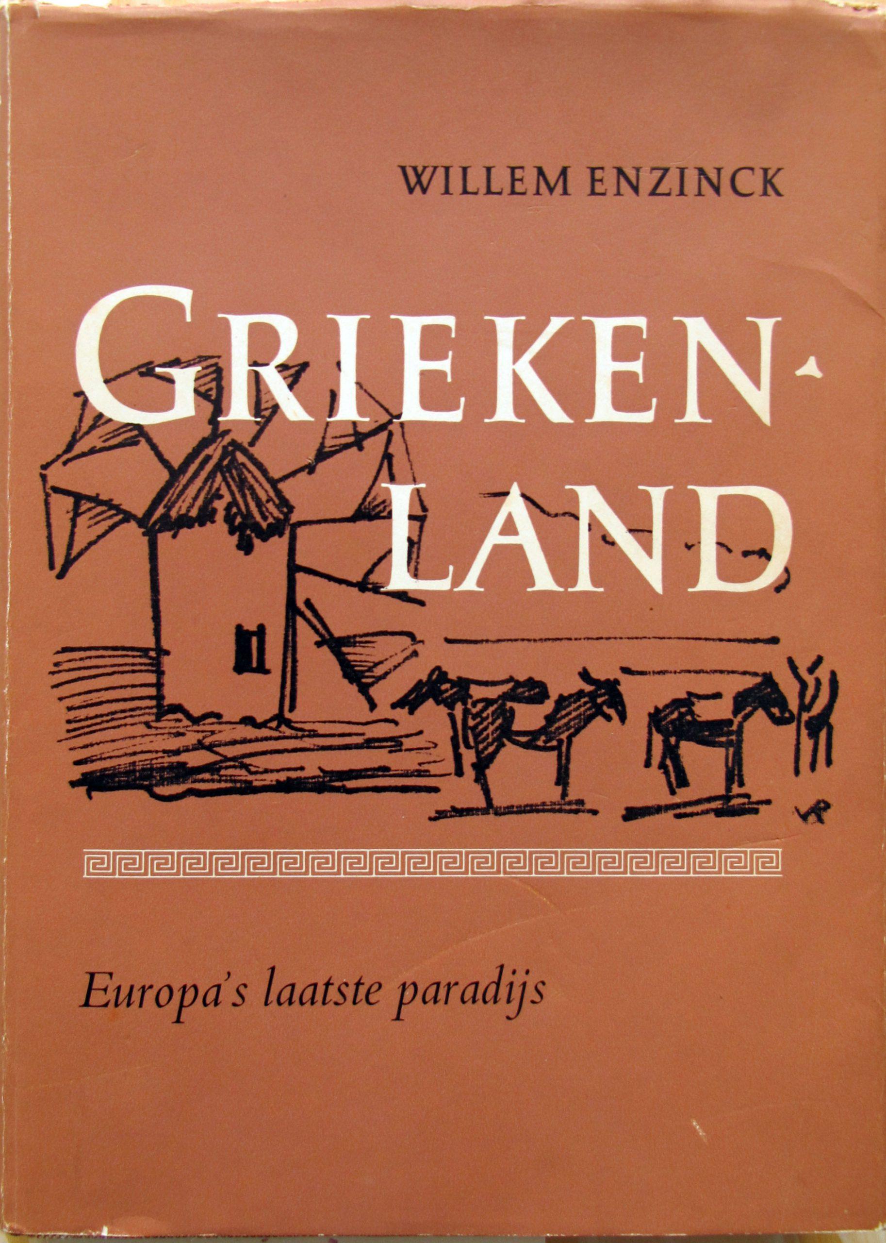 Griekenland, Willem Enzinck