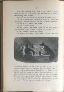 Alfred Ronner, illustratie voor boek, pagina 148